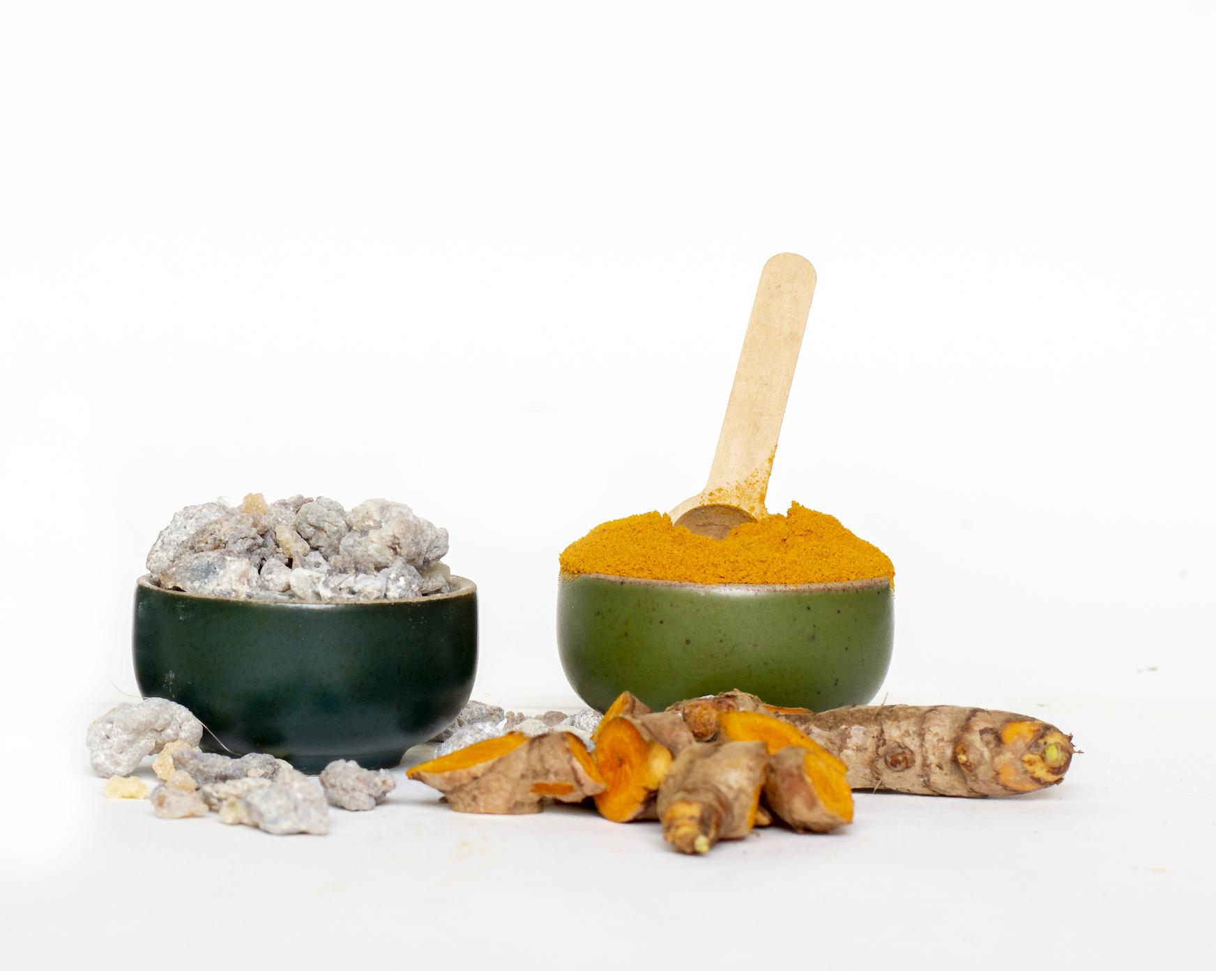 RHULEAVE-K®- Powerful combination of Turmeric, Boswellia and Sesame oil